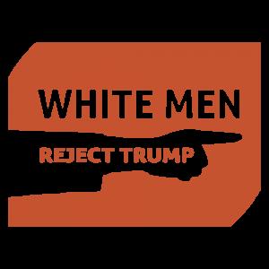 White Men Reject Trump